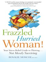 Frazzled Hurried Woman!