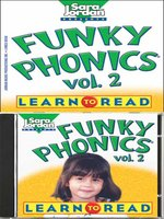 Funky Phonics: Learn to Read, Volume 2