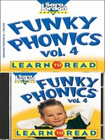 Funky Phonics: Learn to Read, Volume 4