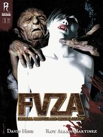 F.V.Z.A.: Federal Vampire and Zombie Agency, Issue 1
