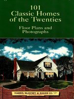 101 Classic Homes of the Twenties