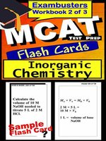 MCAT Test Inorganic Chemistry—Exambusters Flashcards—Workbook 2 of 3