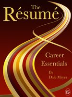 Click here to view eBook details for Career Essentials: The Resume by Dale Mayer