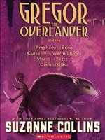 Gregor the Overlander Collection, Books 1-5