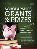 Scholarships, Grants & Prizes 2013