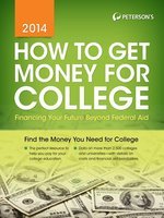 How to Get Money for College 2014