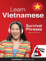 Learn Vietnamese - Survival Phrases Vietnamese