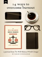 14 Ways to Overcome Burnout