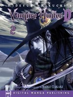 Vampire Hunter D, Volume 2