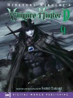Vampire Hunter D, Volume 4