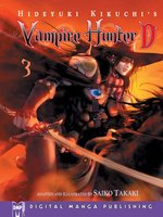 Vampire Hunter D, Volume 3