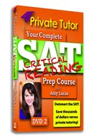 Private Tutor - Critical Reading DVD 2 - SAT Prep Course