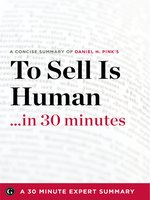 To Sell is Human... in 30 Minutes