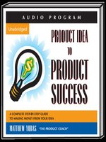 Product Idea to Product Success