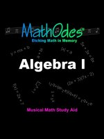 MathOdes Algebra 1