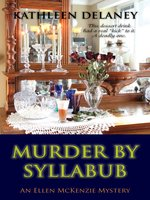 Murder by Syllabub