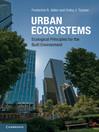 Urban Ecosystems (eBook)