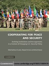 Cooperating for Peace and Security (eBook)