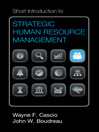 Short Introduction to Strategic Human Resource Management (eBook)