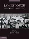 James Joyce in the Nineteenth Century (eBook)