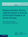 Representation Theory and Harmonic Analysis of Wreath Products of Finite Groups (eBook)