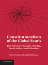 Constitutionalism of the Global South  1 by Daniel Bonilla Maldonado eBook