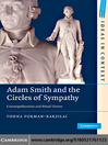 Adam Smith and the Circles of Sympathy (eBook): Cosmopolitanism and Moral Theory