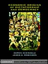 Economic Origins of Dictatorship and Democracy (eBook)