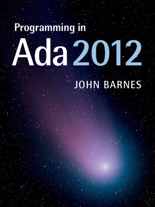 Programming in Ada 2012 (eBook)