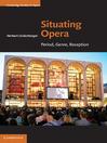 Situating Opera (eBook)