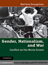 Gender, Nationalism, and War (eBook): Conflict on the Movie Screen
