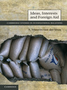 Ideas, Interests and Foreign Aid (eBook)