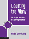 Counting the Many (eBook)