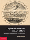 Legal Emblems and the Art of Law (eBook): Obiter Depicta as the Vision of Governance