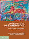 Law and the New Developmental State  1 by David M. Trubek eBook