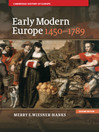 Early Modern Europe, 1450-1789 (eBook)