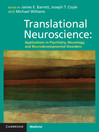 Translational Neuroscience (eBook)