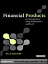 Financial Products (eBook)