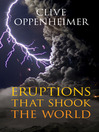 Eruptions that Shook the World (eBook)
