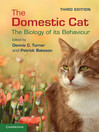 The Domestic Cat (eBook): The Biology of its Behaviour