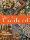 A History of Thailand (eBook)