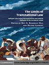 The Limits of Transnational Law (eBook): Refugee Law, Policy Harmonization and Judicial Dialogue in the European Union