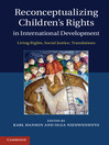 Reconceptualizing Children's Rights in International Development (eBook)