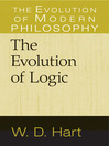 The Evolution of Logic (eBook)