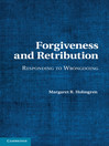 Forgiveness and Retribution (eBook)