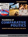 Foundations of Comparative Politics (eBook)