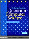 Quantum Computer Science (eBook): An Introduction