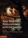 Ann Radcliffe, Romanticism and the Gothic (eBook)