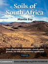 Soils of South Africa (eBook)