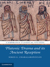 Platonic Drama and its Ancient Reception (eBook)